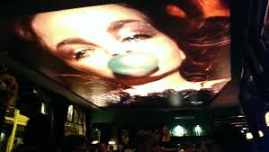 The Ceiling at Red