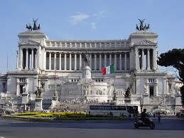 Rome's wedding Cake.