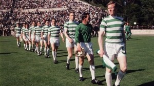 Iconic walk out in the Lisbon sun 1967